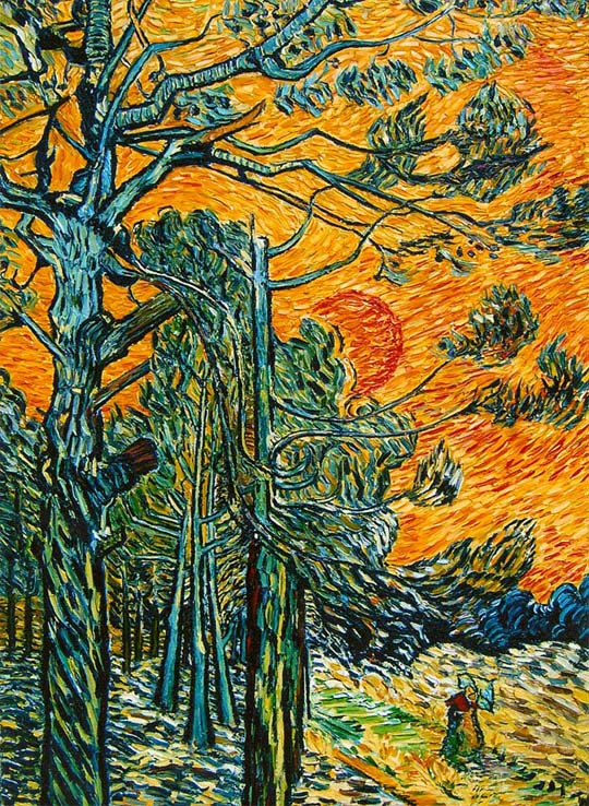 Reproductions And Copies Of Masterpieces Vincent Van Gogh